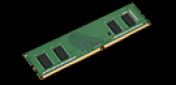 4GB DDR4-2666MHz Kingston CL19 1Rx16