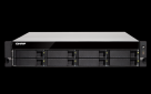 QNAP TS-863XU-4G (2, 0GHz / 4GB RAM / 8x SATA / 4x GbE / 1x 10GbE / 2x USB 2.0 / 2x USB 3.0)