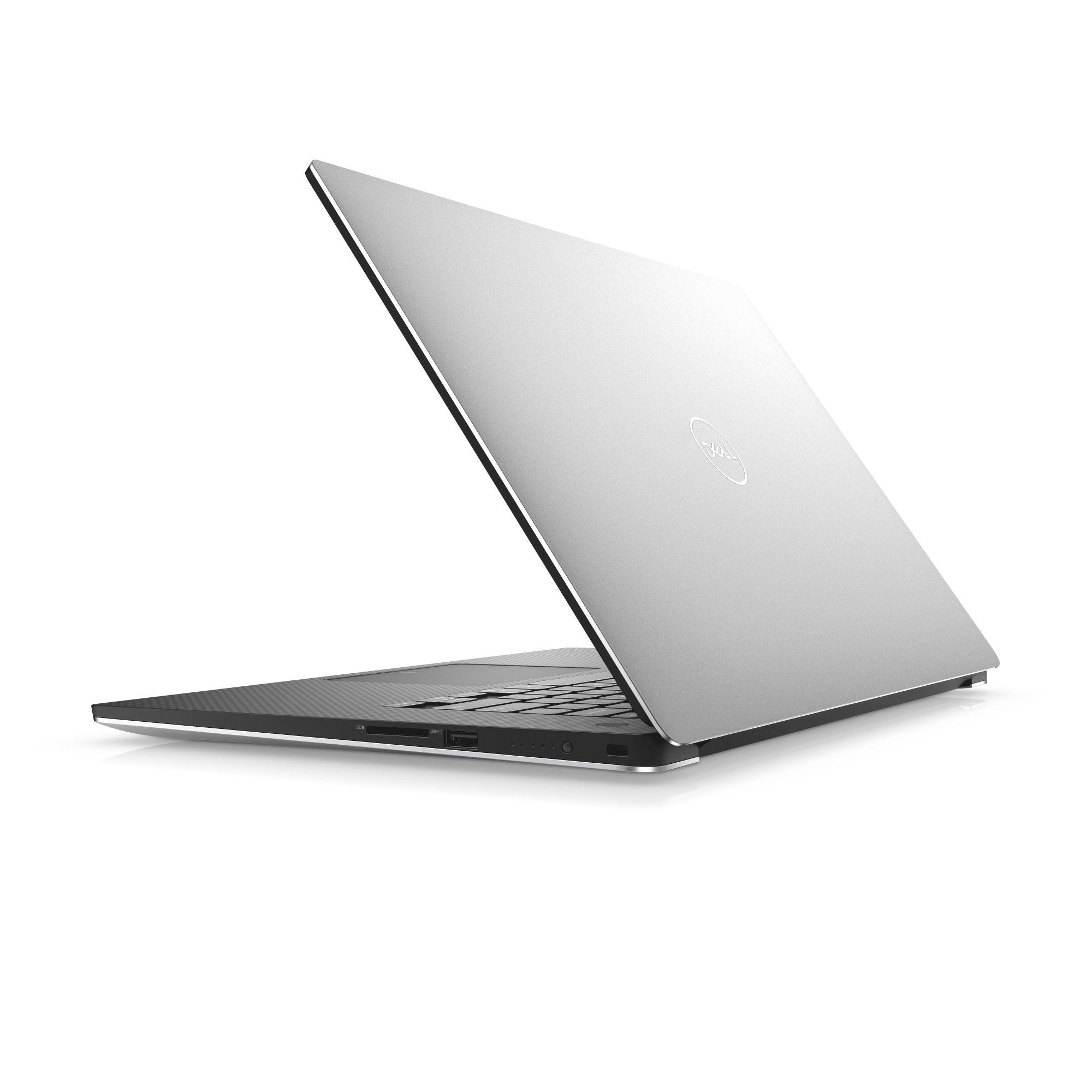 "Obrázok produktu Dell XPS 15 9570 15"" FHD i5-8300H/ 8GB/ 128GB SSD+1TB/ GTX1050-4GB/ THB/ MCR/ FPR/ W10/ 2RNBD/"