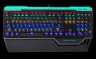 X-Gamer Profi Keyboard KM10 CZ