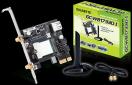 GIGABYTE PCI-E Wifi+BT 1733MBps 802.11a/ b/ g/ n/ ac