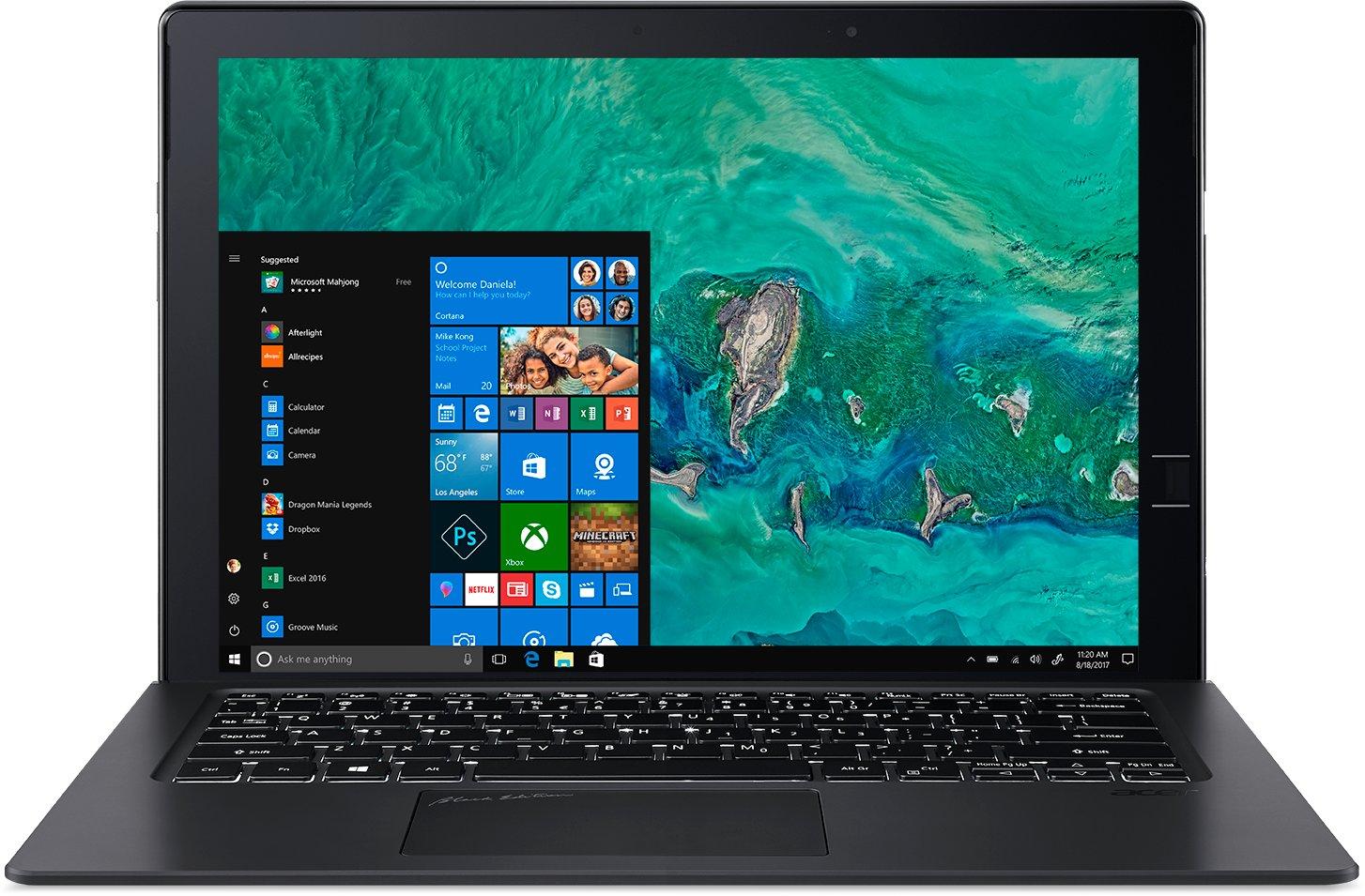 """Acer Switch 7 - 13, 5T""""/ i7-8550U/ 512SSD/ 16G/ MX150/ W10Pro + stylus"""