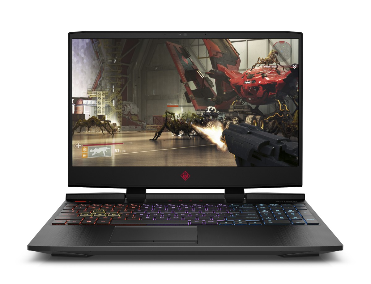 Obrázok produktu HP Omen 15-dc0002nc FHD i7-8750H/ 16GB/ 1TB+512SSD/ NV/ 2RServis/ W10-black