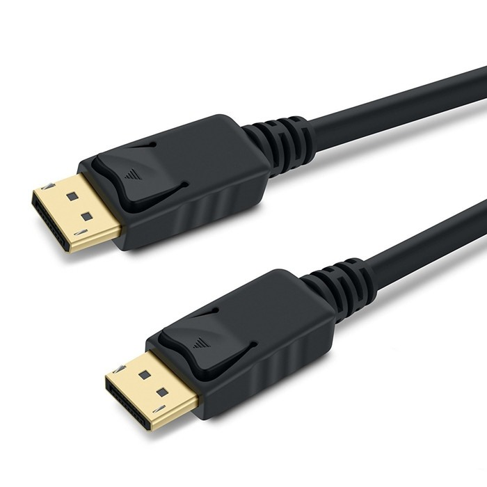 PremiumCord DisplayPort 1.3 kabel M/ M, 2m