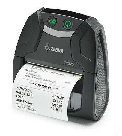 Obrázok produktu Zebra ZQ320, USB, BT, (DT)