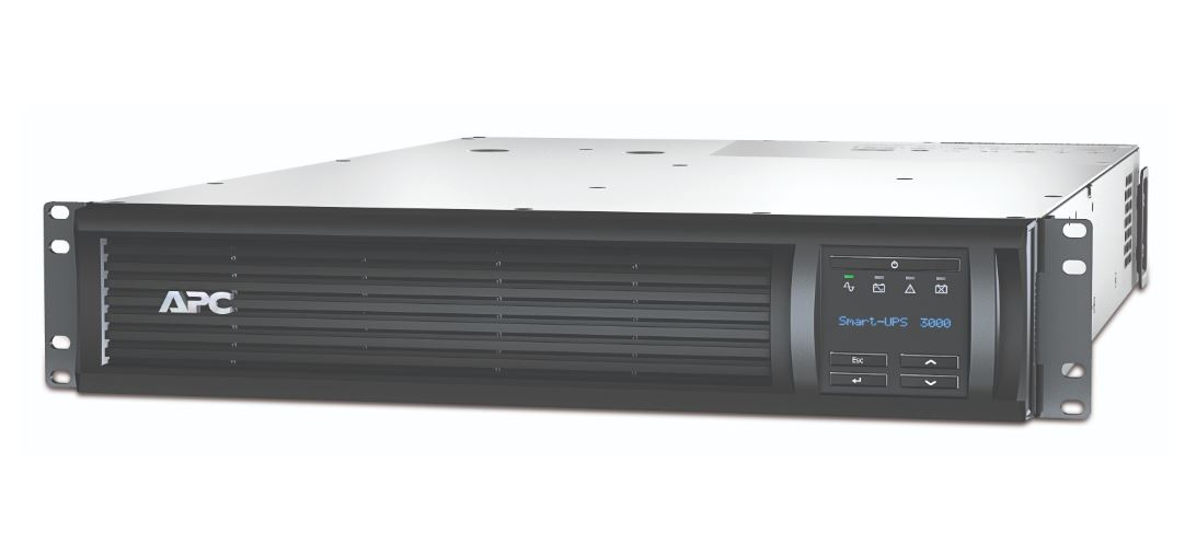 APC Smart-UPS 3000VA LCD RM 2U 230V with SmartConnect