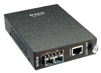 1000BaseT to 1000BaseSX (SC) Multimode Media Conv