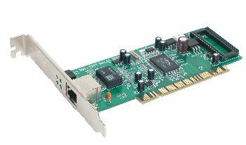 D-Link DGE-528T 10/ 100/ 1000 Gbit PCI Eth Adapter