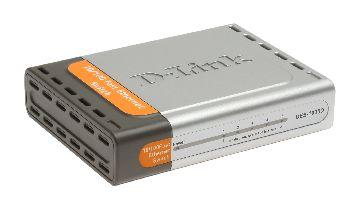 D-Link DES-1005D 5x 10/ 100 Desktop Switch