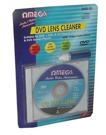 Čistící medium Laserové čočky na DVD/ CD/ konzoly