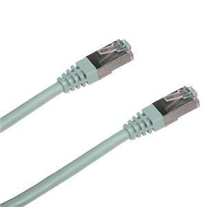 DATACOM Patch cord FTP Cat6 šedý  15m