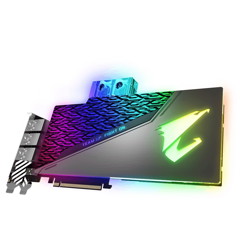 GIGABYTE AORUS RTX 2080 Ti XTREME WATERFORCE WB 11