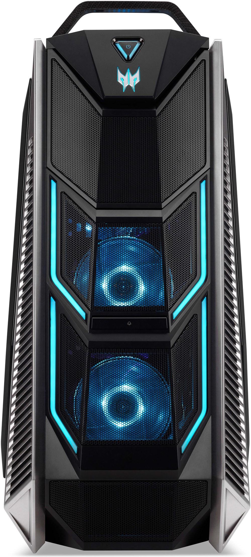 Obrázok produktu Acer PREDATOR Orion 9000 - i7-7800X/ 512SSD+3TB/ 2*16G/ RTX2080Ti/ DVD/ W10