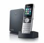 Yealink W53P IP DECT báze+ručka, PoE, 1, 8'', bar.disp., až 8 ruček