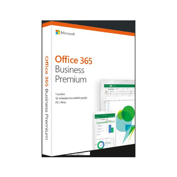 Office 365 Business Premium Retail Polish