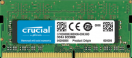 SO-DIMM 4GB DDR4 2666MHz Crucial CL19