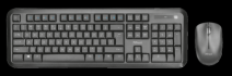 TRUST Nova Wireless Keyboard and mouse CZ / SK