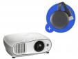 3LCD Epson EH-TW6700W Full HD 3000 Ansi 70000:1 + Chromecast 3
