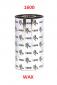 Zebra TT páska Wax šířka 156mm, délka 450m