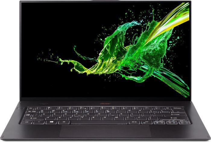 """Acer Swift 7 (Design 2019) - 14T""""/ i7-8500Y/ 16G/ 512SSD/ W10Pro černý + 2 roky NBD"""