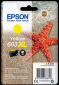 Epson singlepack, Yellow 603XL