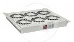 Ventilační jednotka 6 vent., termostat, do stropu i dna VJ-R6