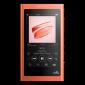 Sony MP4 16GB NW-A55L, červený