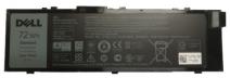 Dell Baterie 6-cell 91W/ HR LI-ON pro Precision M7510, M7520, M7710, M7720