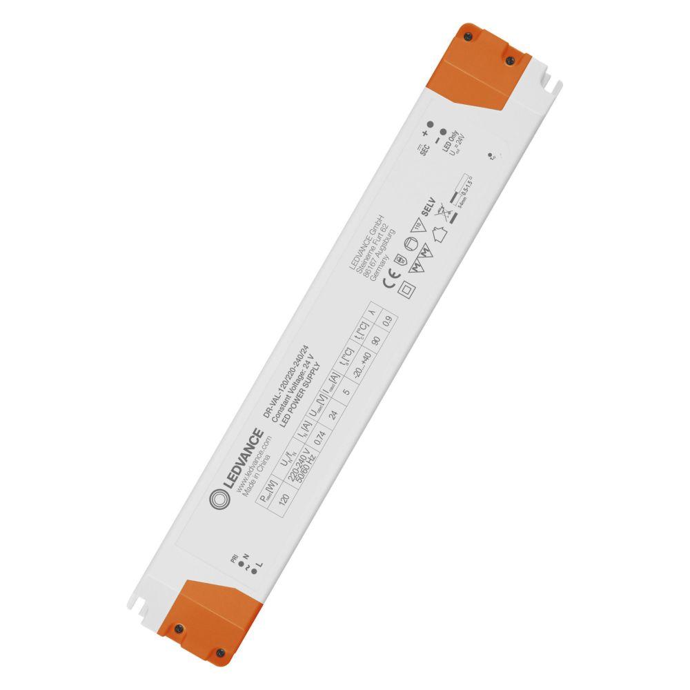 LED zdroj napájecí 24V DC  120W 5, 00A IP20
