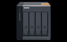 QNAP TL-D400S - úložná jednotka JBOD SATA (4x SATA), dekstop
