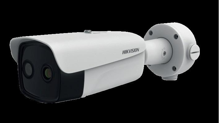 Kamera IP termo-optická pro měření tělesné teploty DS-2TD2636B-15/ P