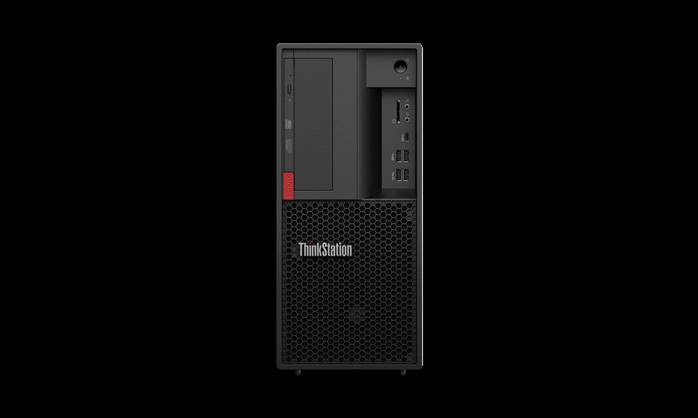 Lenovo ThinkStation TS P330 TWR/ i5-9400/ 8G/ 256/ DVD/ W10P + Zľava 50€ na bundle s monitorom!
