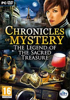 ESD Chronicles of Mystery The Legend of the Sacred