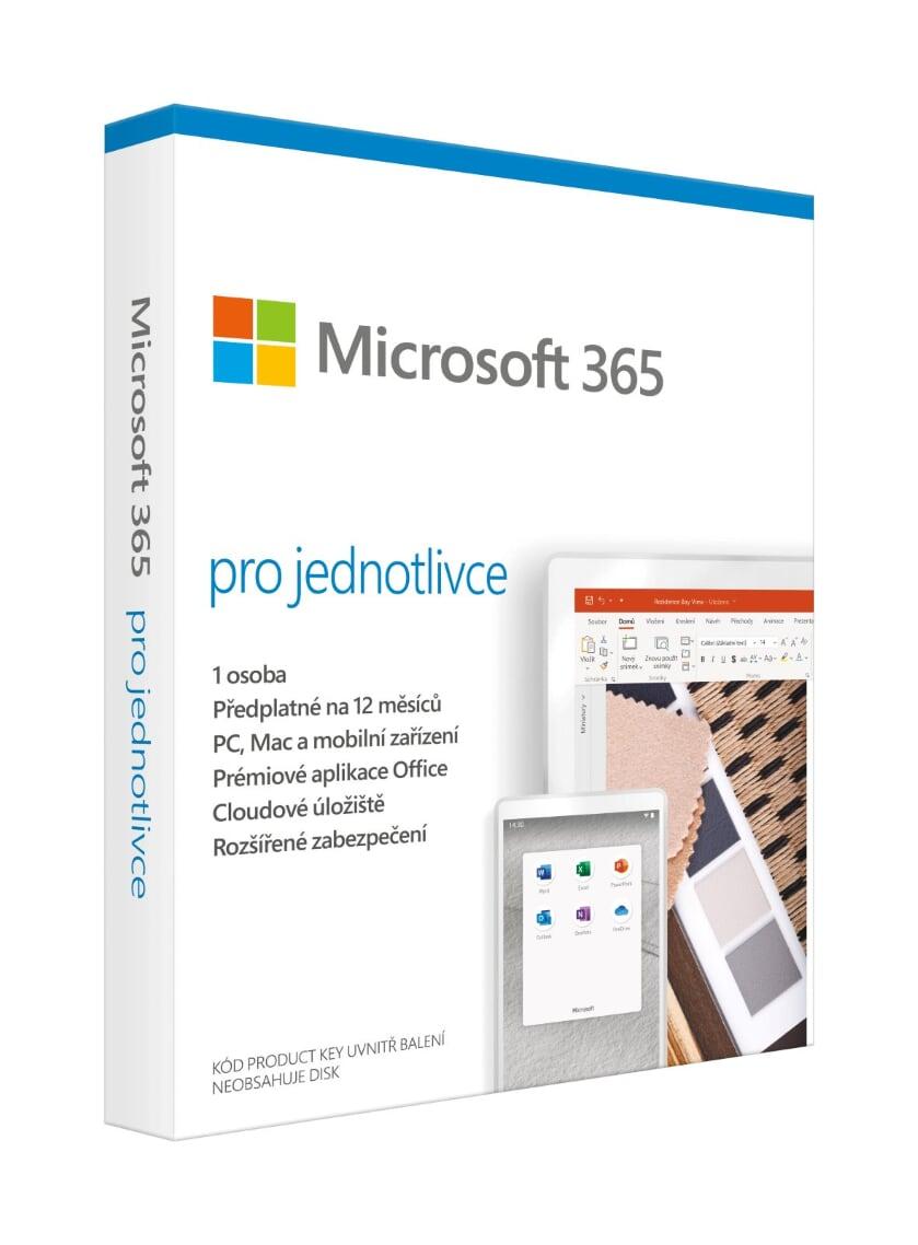 Microsoft 365 Personal P6 Mac/ Win, 1rok, Eng