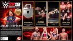 ESD SK PS4 - WWE 2K19 Season Pass