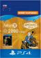 ESD SK PS4 - Fallout 76: 2000 (+400 Bonus) Atoms