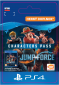 ESD SK PS4 - JUMP FORCE - Characters Pass