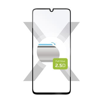 Sklo FIXED Galaxy A41, plné lepení