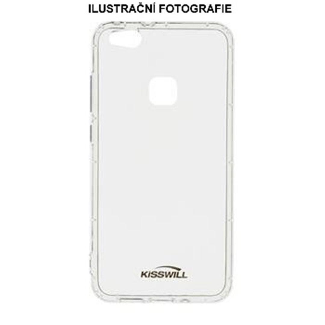 Kisswill TPU Pouzdro pro Samsung Galaxy A31 Transparent
