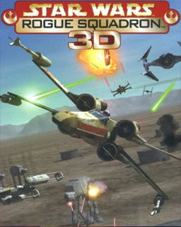 ESD STAR WARS Rogue Squadron 3D