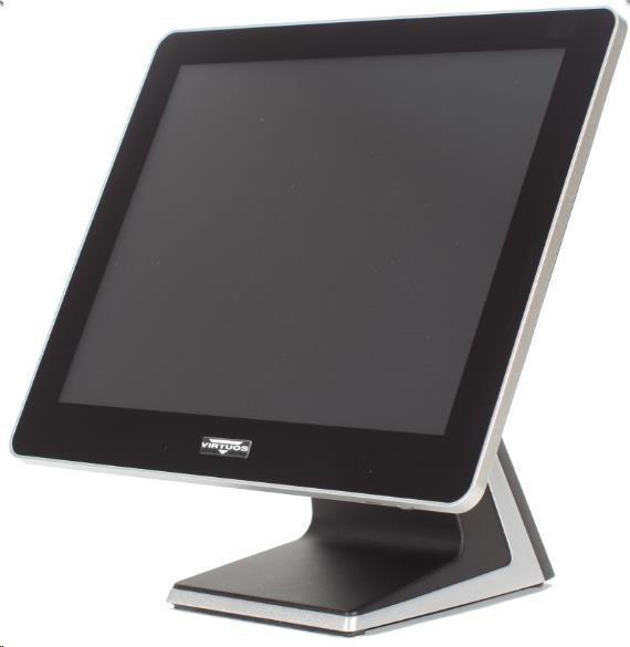 "AerPOS PP-9635CV, 15"" LCD LED, 350 cd/ m2, J1900 2, 42GHz, 4GB RAM, 120GB SSD, Win 10 IoT Ent."