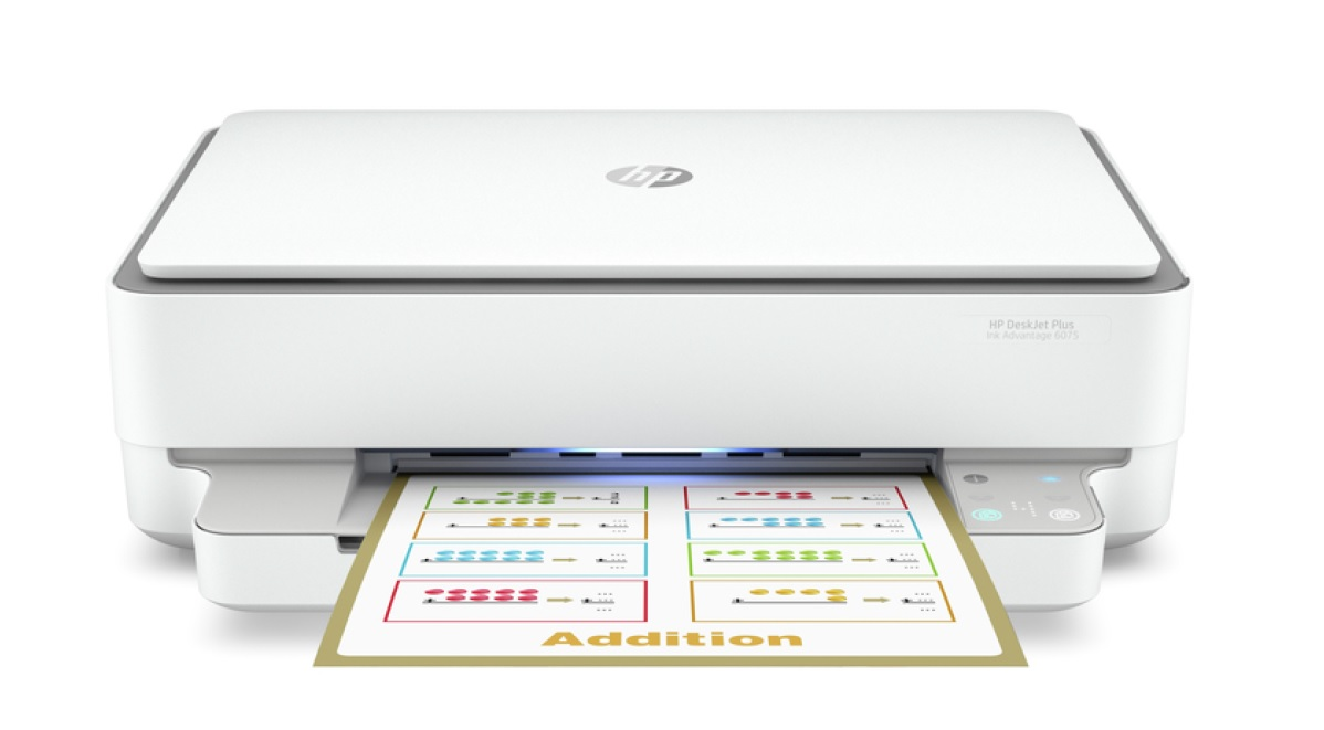 HP DeskJet IA 6075 All-in-One Printer