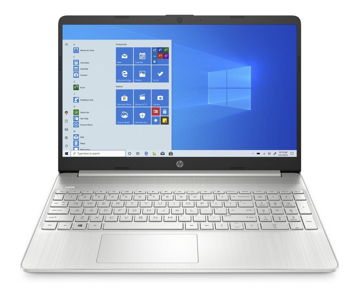 HP 15s-fq1007nc i5-1035G1/ 8GB/ 512GB/ W10