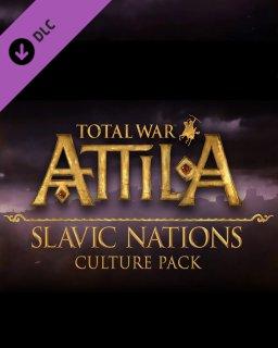 ESD Total War ATTILA Slavic Nations Culture Pack