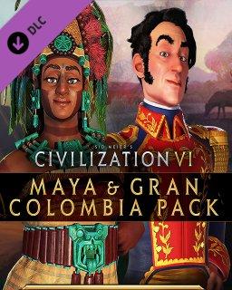 ESD Civilization VI Maya & Gran Colombia Pack