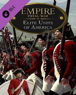 ESD Empire Total War Elite Units of America
