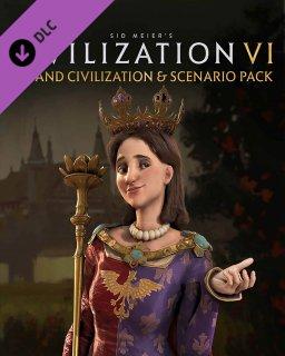 ESD Civilization VI Poland Civilization & Scenario