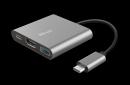 TRUST DALYX 3-IN-1 USB-C ADAPTER