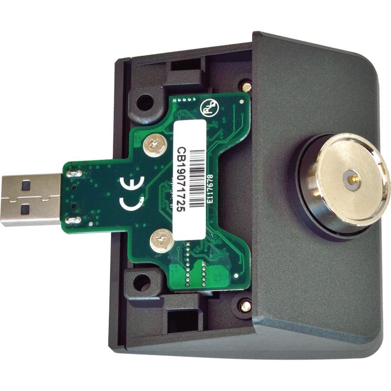 Čtečka iButtonů pro XPOS + 5 klíčů, USB, šedá