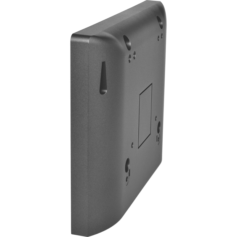 Basic mount (No I/ O) + wall-mount kit